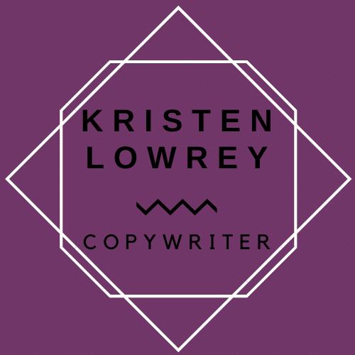 KRISTEN LOWREY | Brisbane Copywriter